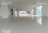Cho thuê văn phòng hạng B phố Duy Tân. DT 550 - 2000m2 giá tốt nhất thị trường, LH 0902255100