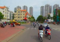 Bán nhà mặt tiền Nguyễn Thị Thập, khu Him Lam DT 10x20m, 1 hầm 5 tầng, đang cho thuê