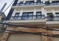 Cho thuê nhà tại Hoàng Văn Thái, Thanh Xuân, 90m2 x 7 tầng, thông sàn