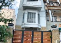 Bán gấp nhà mới 4PN, giá tốt hẻm gần Lê Văn Thọ, phường 11