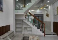 Tôi cần bán gấp nhà 1T2L Nguyễn Văn Luông Q6 52m2 gần chợ, UBND phường SHR, 0907837044