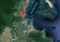 Cần bán nhà đất mặt tiền Quốc lộ 1A khu kinh tế Bắc Vân Phong, 964m2 có 400m2 thổ cư, 6.9 tỷ