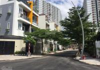 Kẹt vốn bán căn góc 2 mặt tiền, view CV Jamona City Q7, DT 5x17m, XD trệt 3 lầu, SHR, giá 13.7 tỷ