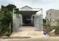 Bán nhà trệt lửng mới 100% Nguyễn Văn Cừ, Chánh Mỹ