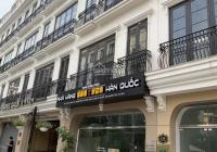 Cho thuê nhà LK tại KĐT Five Star - Mỹ Đình, DT 75m2 * 5 tầng + hầm, thang máy, điều hoà. Giá 55tr