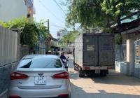 Bán nhà 2,5 tầng kiệt ô tô 6m Mẹ Nhu - DT: 125m2 ô tô đậu trong nhà