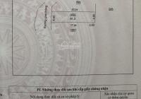 Lô đất giá cực rẻ vuông vắn, sau uỷ ban Phường Cam Giá