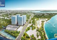 Chính chủ bán 2PN Q7 Saigon Riverside DT 66m2 giá có VAT 2.229 tỷ, nội thất cao cấp, HT Smarthome