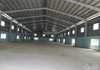 Cho thuê kho xưởng 1400m2 mặt tiền đường Hương Lộ 2, Phường Bình Trị Đông, Q. Bình Tân