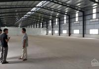 Cho thuê kho xưởng 1000m2 mặt tiền đường Phan Huy Ích, P. 14, Gò Vấp