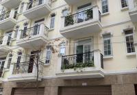 Cho thuê nhà liền kề tại 82 Nguyễn Tuân, DT 85m2 * 5T, MT 5,5m, thông sàn, thang máy. Giá 45 tr/th