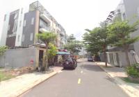 Sang bán gấp lô đất trên đường Số 1 Phạm Hữu Lầu, đối diện chung cư Belleza, sổ hồng có sẵn