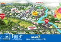 Mở bán đất nền khu đô thị Phú Mỹ, ngay cạnh BigC, chiết khấu 3%