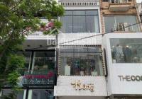 Gấp, cho thuê ngay nhà MP Xã Đàn, 77m2, 4 tầng giá 45 triệu/th, LH: 0987831284
