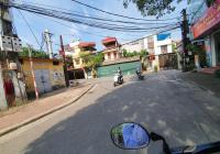 Bán đất Việt Hưng, 65m2, MT 5m, 4,4 tỷ, ô tô tránh, kinh doanh, LH: 0986055225