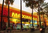 Cho thuê nhà nguyên căn hoặc 1/2 hoặc 1/3 căn 2 mặt tiền đường Phạm Hùng đối diện siêu thị Satra