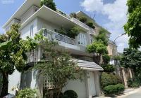 Cho thuê biệt thự 14 x 16m 1 lầu 4 phòng đường Trần Não, P. Bình An, Quận 2