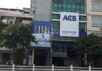 Nhà mặt phố Tôn Đức Thắng - 80m2 MT 5.1m - nở hậu - kinh doanh đỉnh - ngân hàng kiểm định
