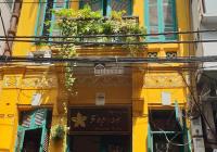 Cho thuê nhà mặt phố 27 Hồng Phúc - Ba Đình. Diện tích: 102m2 - mặt tiền: 4,5m
