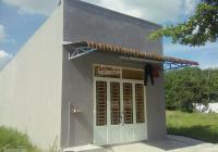 Bán nhà cấp 4A mới xây kiên cố DT 100m2 giá 1 tỷ SHR, ngân hàng hỗ trợ cho vay