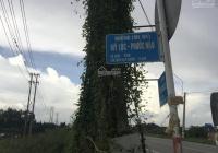 Đất thổ cư Mỹ Lộc, sổ hồng riêng, đường lớn ôtô vào tận nhà 130m2, giá chỉ 800tr