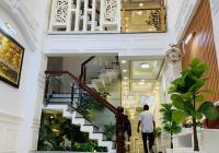 Cho thuê nhà mặt tiền tòa án Gò Vấp, full nội thất 5 lầu 7PN thang máy. Giá 32tr/tháng- 0902422256