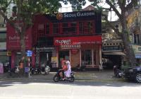 Mặt bằng kinh doanh trung tâm phố Nguyễn Khánh Toàn 200m2, mặt tiền 18m
