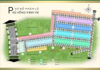 Bán đất KDC Phú Hồng Thịnh 8, Bình Dương. DT 100m2, sổ riêng mỗi nền giá chỉ 16tr/m2, LH 0931022221