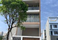 Cho thuê nhà mới đẹp phường An Phú, 321m2 hầm 3 lầu 4 phòng giá rẻ nhất chỉ 25 triệu/tháng