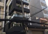 Cho thuê tòa nhà 8x25m đường Nguyễn Cửu Vân, Q. Bình Thạnh