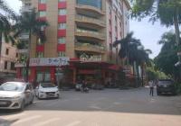 Bán nhà 9 tầng mặt phố lô góc Dịch Vọng Hậu, Trần Thái Tông, Cầu Giấy. DT 680m2, giá 220 tỷ