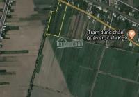 Bán đất mặt tiền lộ Bốn Tổng Một Ngàn, Châu Thành, Hậu Giang