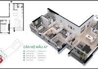 Bán chung cư 110 Cầu Giấy, căn góc view Thủ Lệ 127m2, giá bán 36tr/m2. LH 0934522486