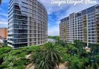 Sở hữu ngay CH góc 3PN 156m2 Sài Gòn Airport Plaza view sân bay, giá 6.8 tỷ, có SH - LH 0901428898