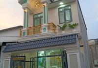Bán nhà mới xây Bình Chuẩn, Thuận An 1 lầu 1 trệt 3 phòng ngủ, hỗ trợ ngân hàng