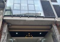 Toà nhà văn phòng Thái Hà 120m2 - sổ đỏ vuông - thông sàn, ô tô vào nhà - kinh doanh đỉnh