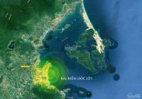 Chính chủ bán đất biệt thự vườn Nam Vân Phong 318m2 giá rẻ nhất thị trường 2.2tr/m2