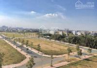 Bán đất đối diện cổng Viva City MT đường đang mở rộng 24m, giá chỉ 690tr, sổ riêng, LH 0933241922