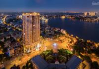6.8 tỷ căn 06 (97m2/2PN) tầng cao, ban công Đông Nam view Hồ Tây, xem nhà liên hệ 0922300002