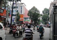 Chính chủ bán nhà mặt tiền An Dương Vương, P9, Quận 5, 4 lầu, giá bán: 16.5 tỷ TL. HĐ thuê 40tr/th
