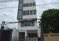 Cho thuê tòa nhà văn phòng Thảo Điền, Q2, 700m2 hầm, 6 sàn trống suốt có thang máy