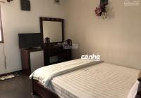 Nhà mặt tiền 8x20m, 7 tầng 26 phòng full nội thất cao cấp, đường Nguyễn Văn Cừ, có sân trước 6m