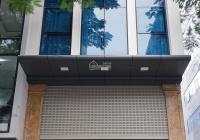Nhà mặt phố ngã tư Thái Hà - Trung Liệt 8 tầng thang máy xây mới - nở hậu - kinh doanh đẳng cấp