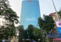 BQL tòa Gelex Tower 52 Lê Đại Hành, Hai Bà Trưng Hà Nội cho thuê văn phòng DT 50m, 100m, 200m, 500m