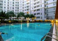 Bán căn hộ Him Lam Riverside - 102.7m2 (2PN + 3WC) - tầng cao yên tĩnh - đầy đủ nội thất
