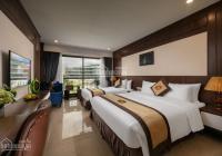 Bán khách sạn khu Trần Duy Hưng - Trung Kính 150m2, XD 9 tầng, 24 phòng full. Giá 46 tỷ