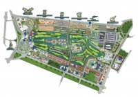 Xuất hiện đầu tiên ở Hà Nội, căn hộ Duplex Sky Suite Sunshine Crystal River. Giá chỉ từ 6,5 tỷ/căn