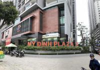 Chính chủ cho thuê 500m2 Shophouse tầng 1 TTTM Mỹ Đình Plaza 2 mặt tiền đường Nguyễn Hoàng 20m