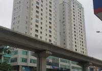 Chính chủ cho thuê VP 100m2-300m2-600m2 tòa nhà HTTC 197 Trần Phú, Hà Đông, giá chỉ 100.000đ/m2/th