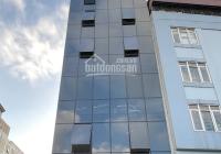 Toà nhà VP Thái Hà phân lô 7 tầng thang máy gara - vỉa rộng ngõ thông - kinh doanh đỉnh